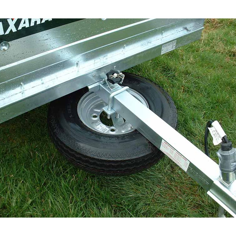 Universal Trailer Spare Wheel Carrier
