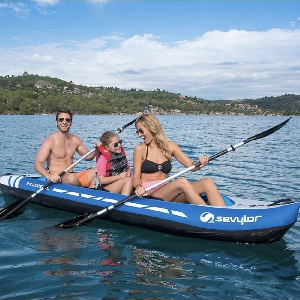 Willamette 3 Person Inflatable Kayak