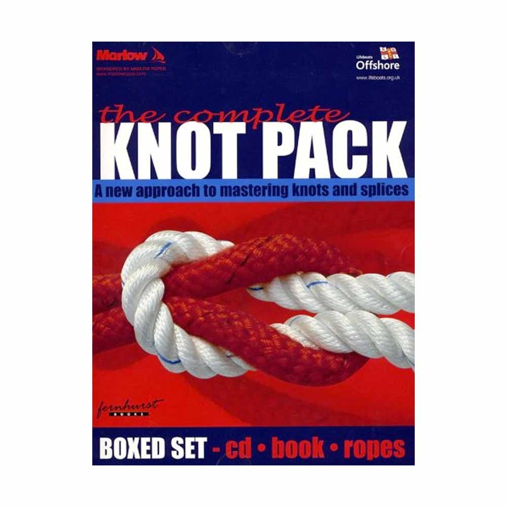 Complete Knot Book & CD Pack