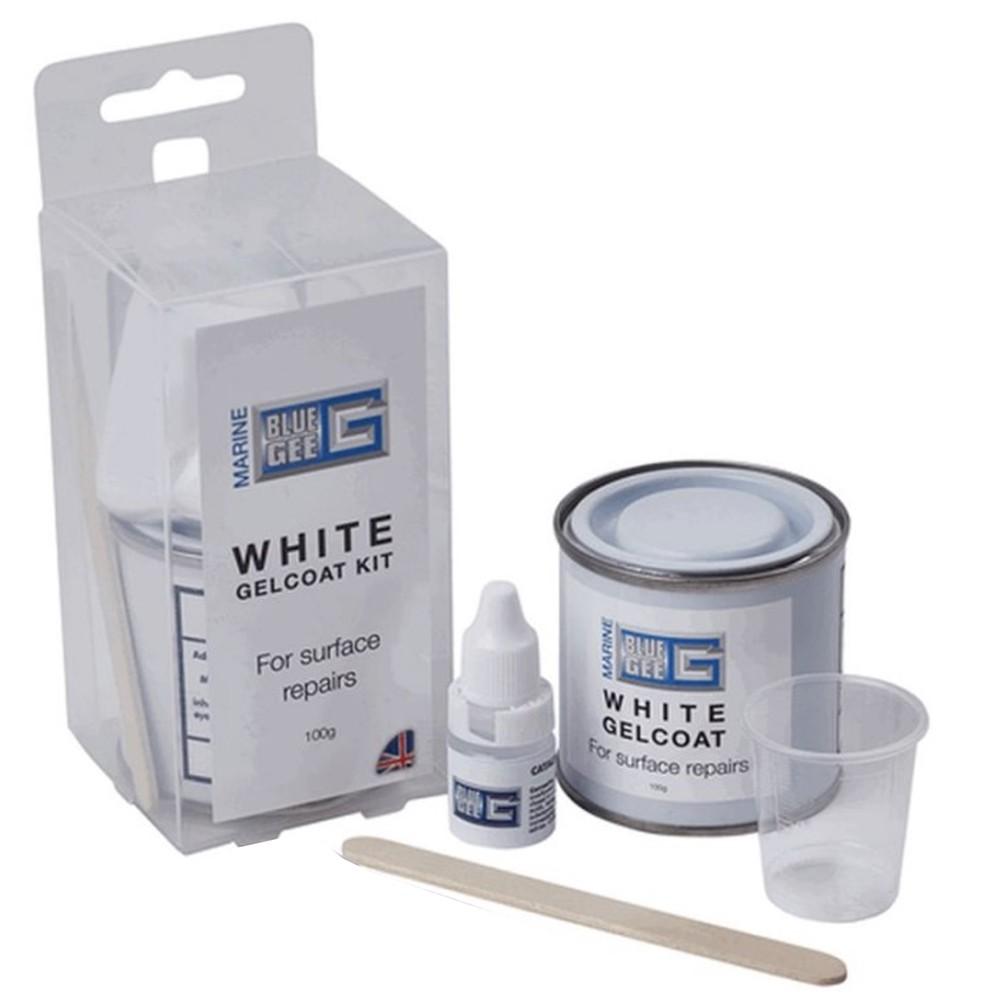 White Gelcoat Repair Pack 100ml