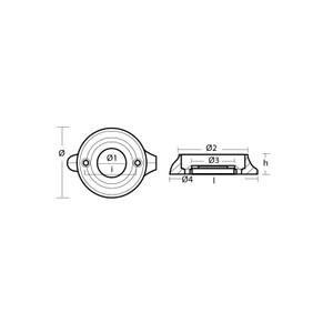 Volvo Collar - Magnesium