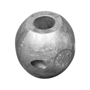 Egg Type Shaft Anode 1.5 inch - Magnesium