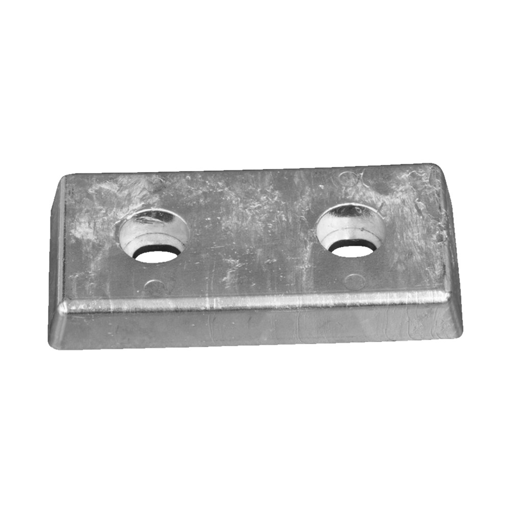 Hull Anode Bolt on Plate 0.95Kg - Magnesium