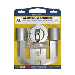 Engine Anode Kit Aluminium - Mercury Bravo 1