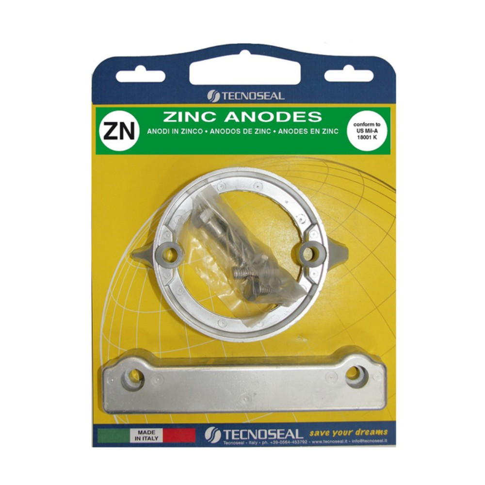 Engine Anode Kit Zinc - Volvo 280DP