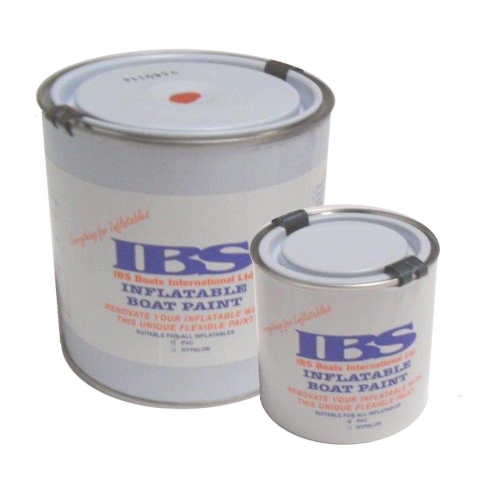 PVC & Hypalon Flexible Paint