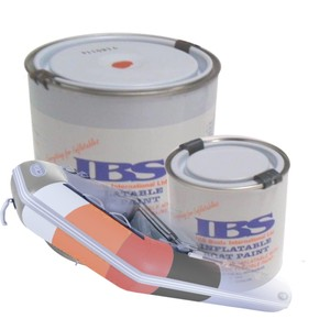 PVC & Hypalon Flexible Paint