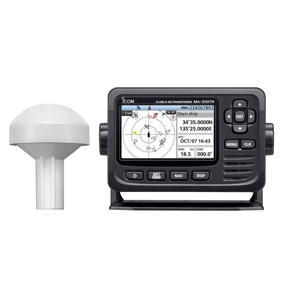 IC-MA510TR AIS Transponder