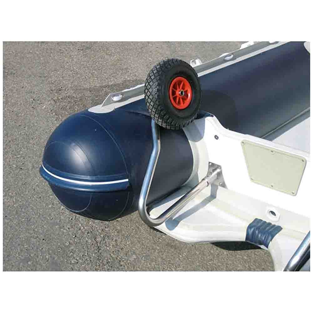 Folding Stern Wheels for Air RIBs