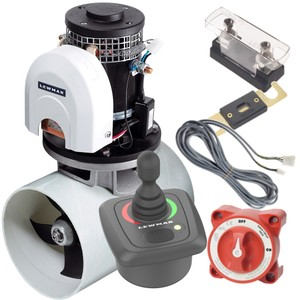 185TT Gen 2 Bow Thruster Kit with Joystick Controller 6.0KW