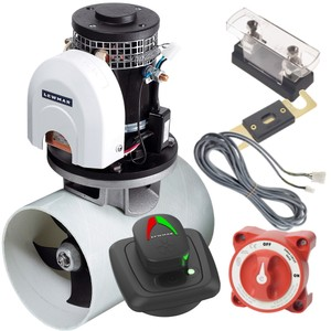 185TT Gen 2 Bow Thruster Kit with Pad Controller 4.0KW