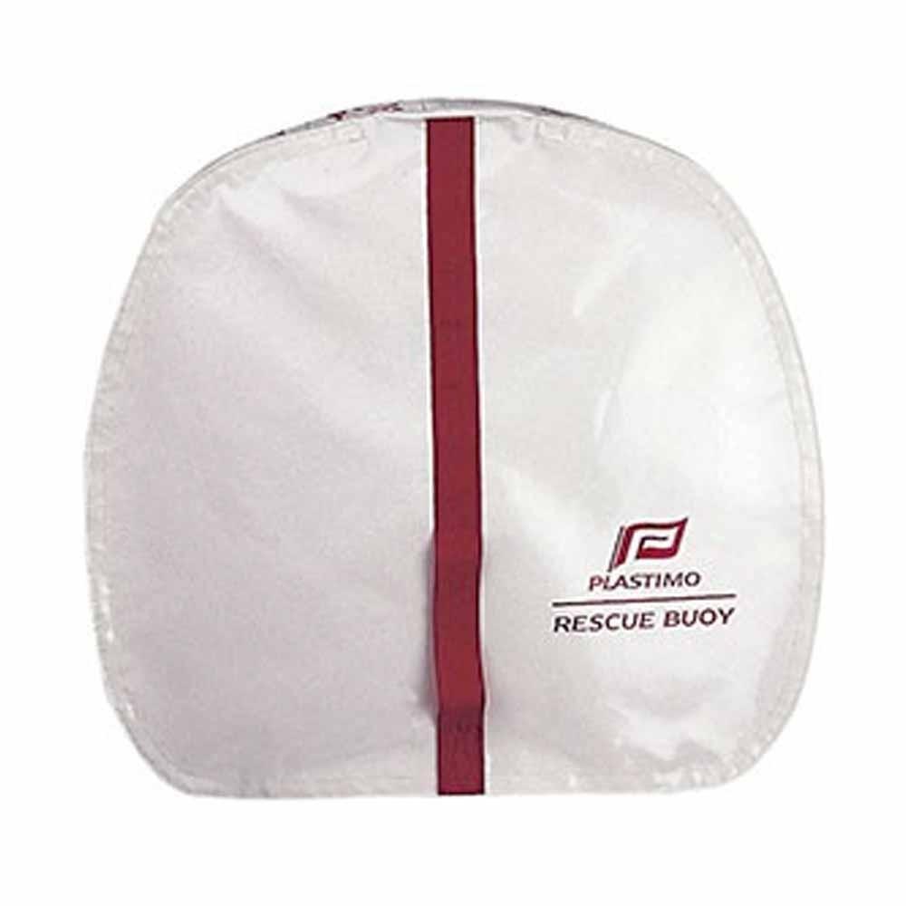 White Storage Bag Reel & Line