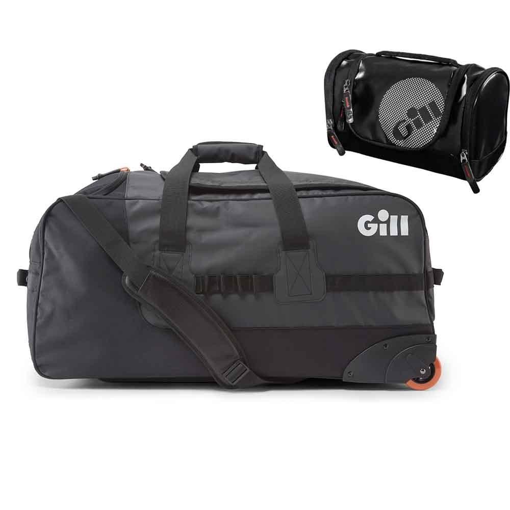 Rolling Cargo Bag - 90L - Black