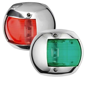 Compact 12 LED Navigation Light