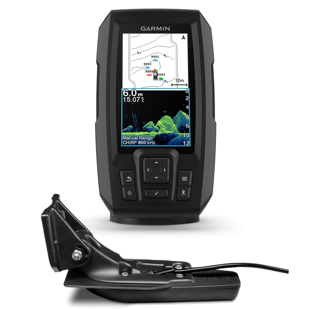 Striker Vivid 4cv Fishfinder