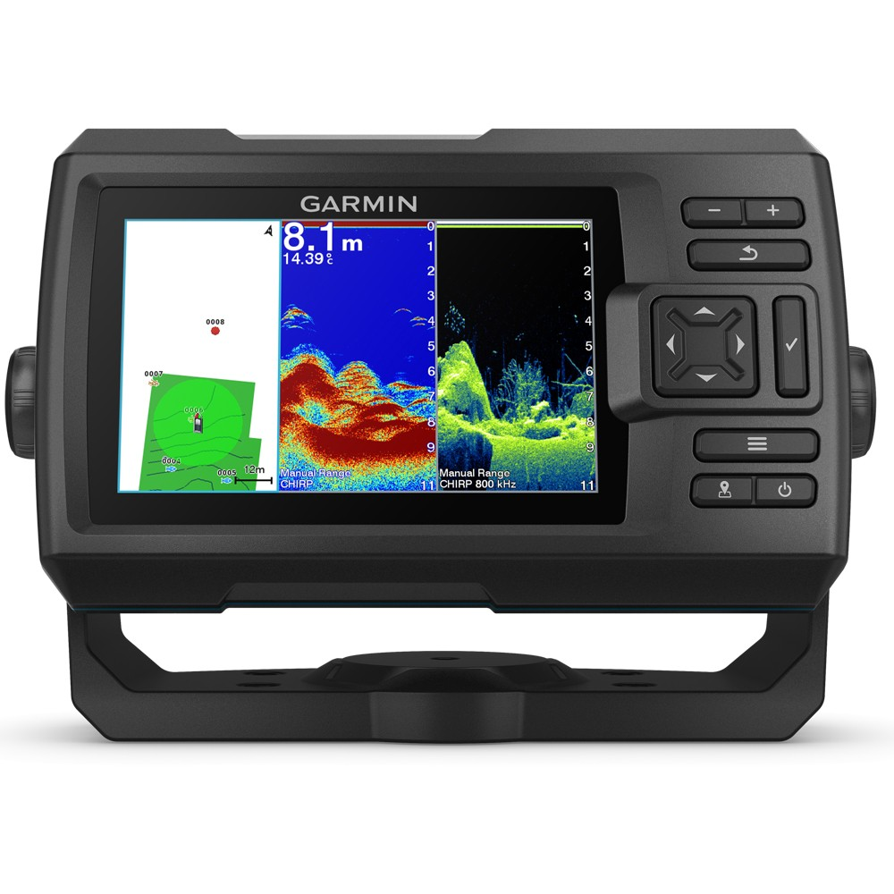 Striker Vivid 5cv Fishfinder No Transducer