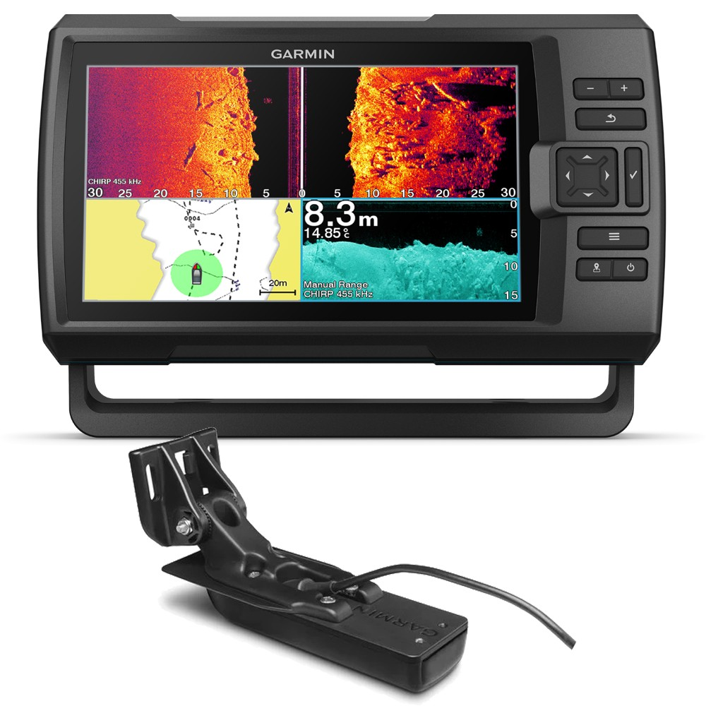 Striker Vivid 9sv Fishfinder