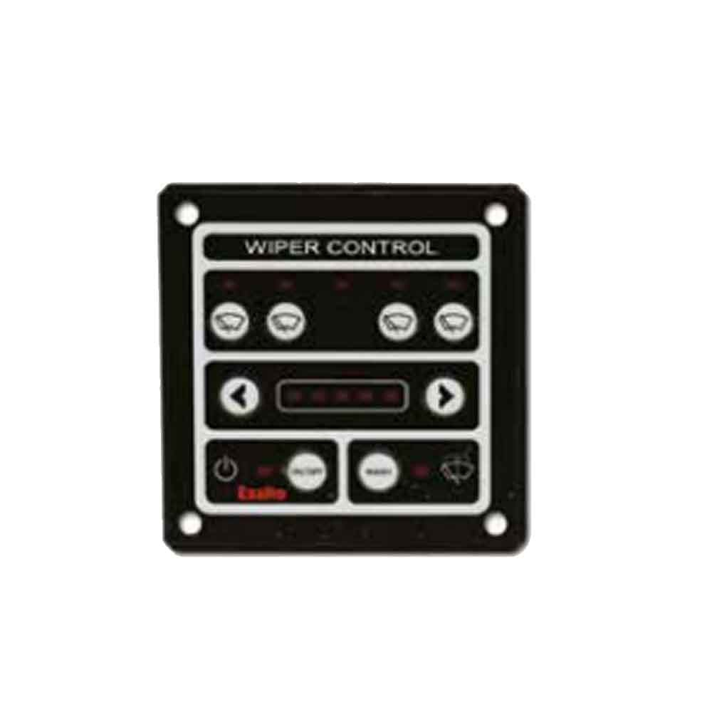 Electronic Wiper Control for MAX. 2 HD Wipers