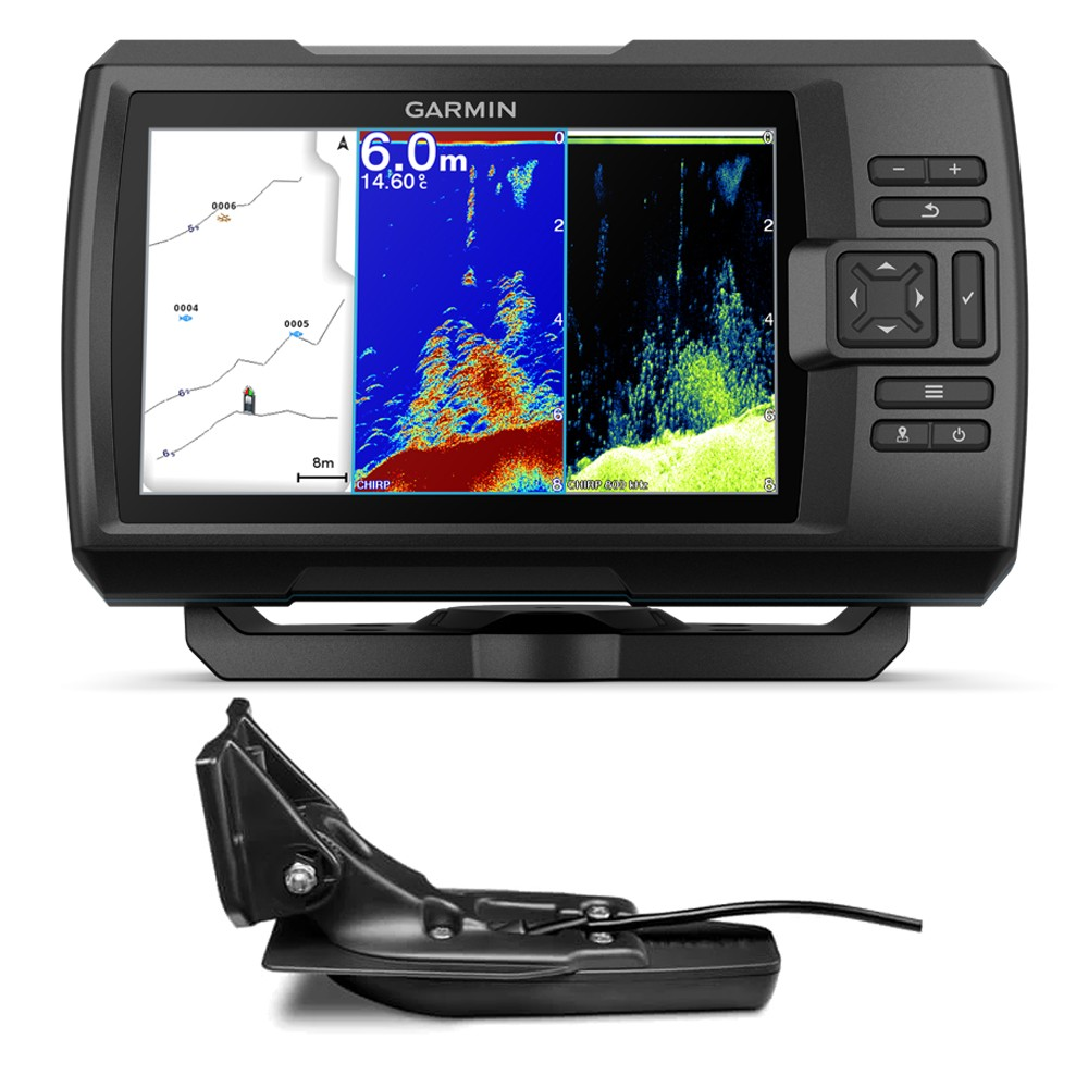 Striker Vivid 7cv Fishfinder