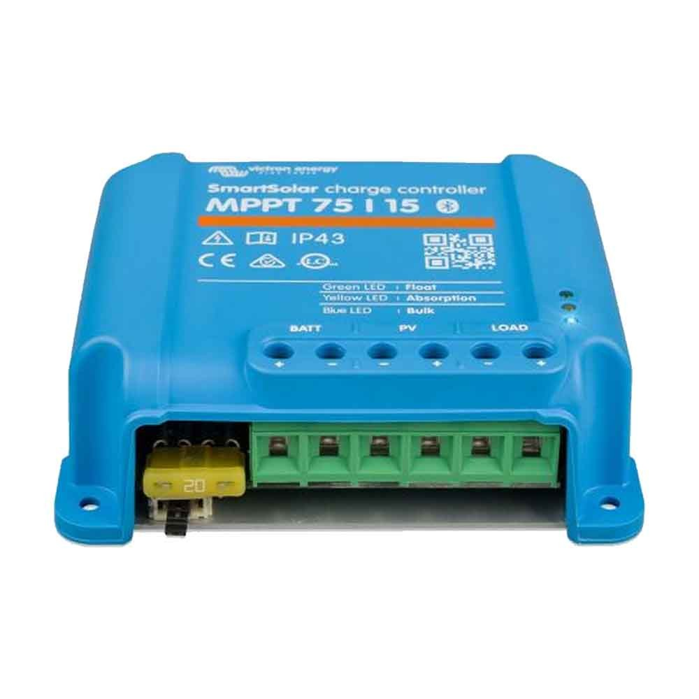 Smart Solar Charge Controller MPPT75 15