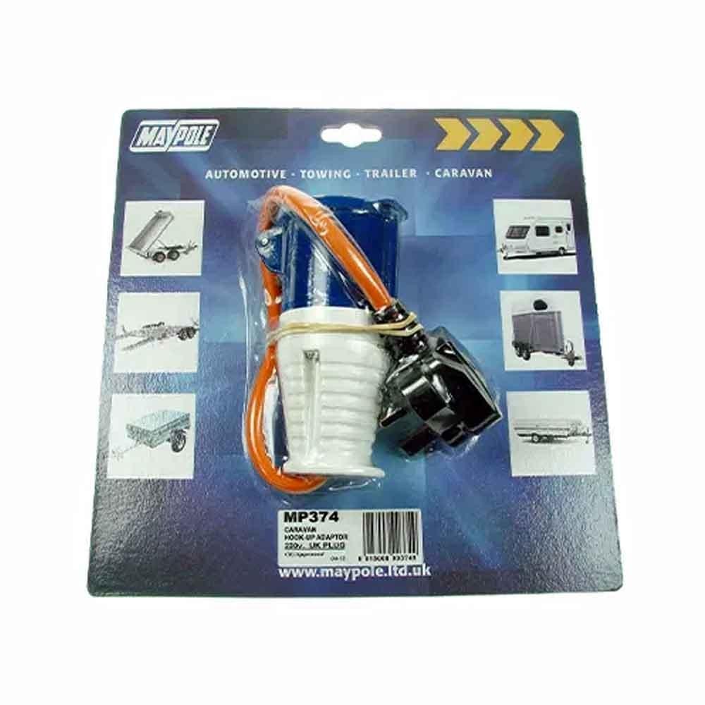 Mains Hook Up Adaptor - UK
