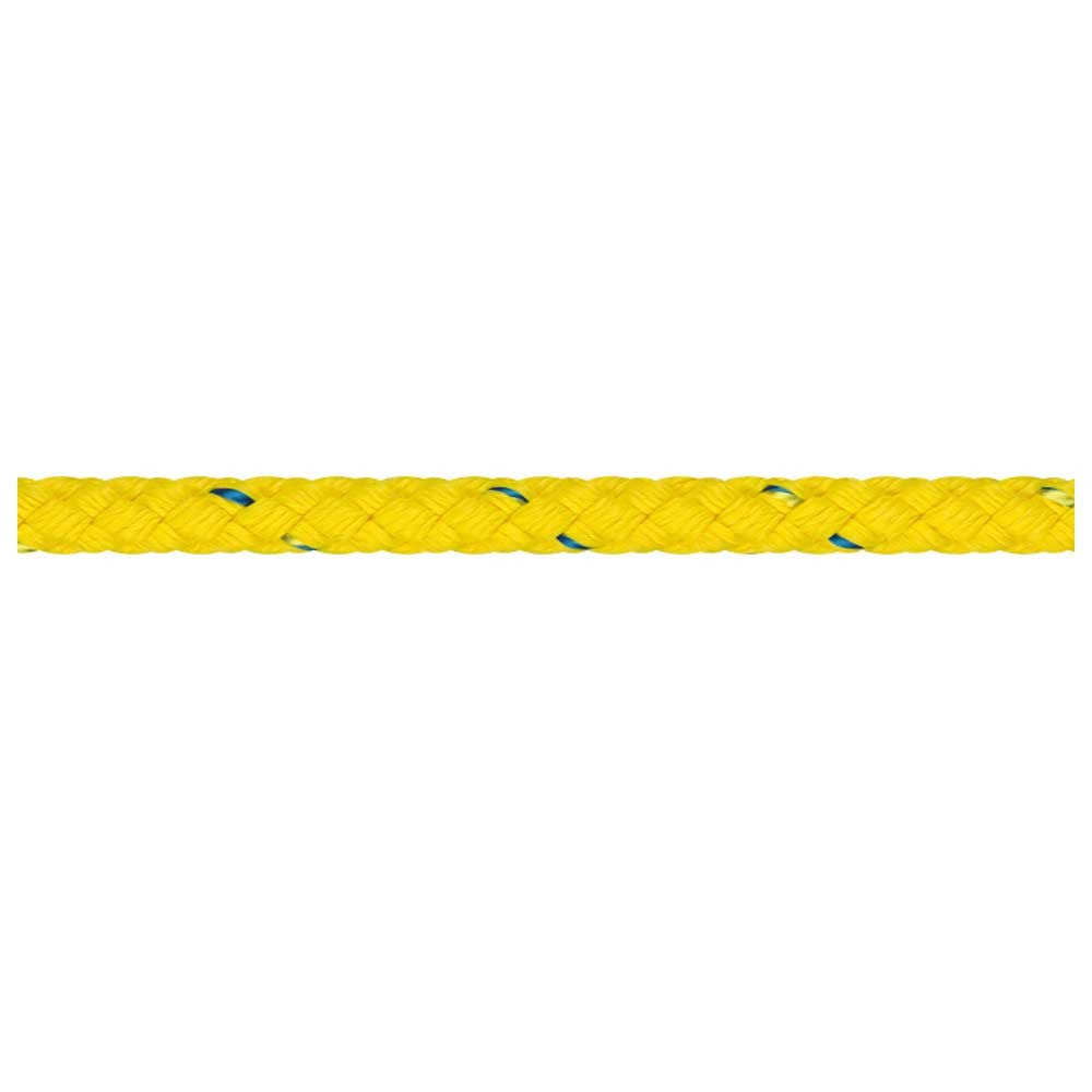 8PLT Floating Rope 10mm Yellow
