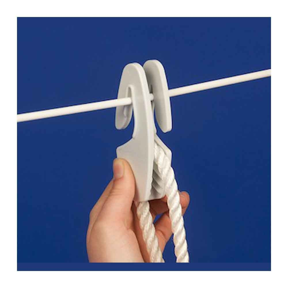 Fender Clip - Sail (Pair) - Blue