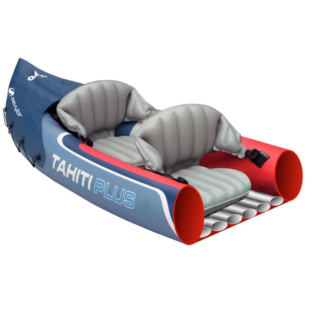 Tahiti Plus 2+1 Person Inflatable Canoe