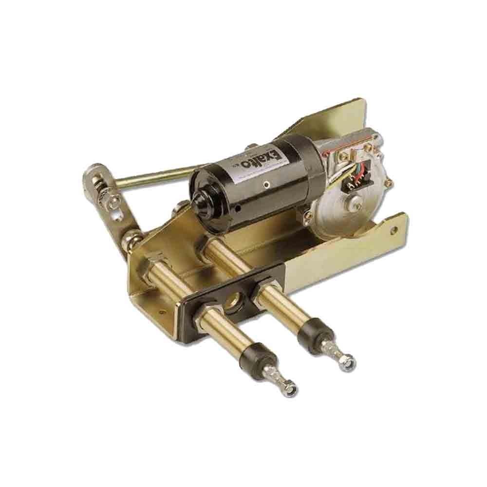 HD1 255BS Wiper Motor 24V 35mm