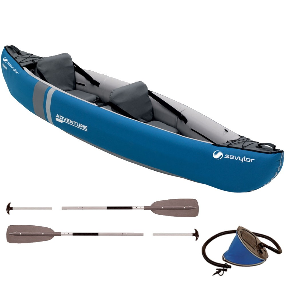 Adventure 2 Person Canoe Kit
