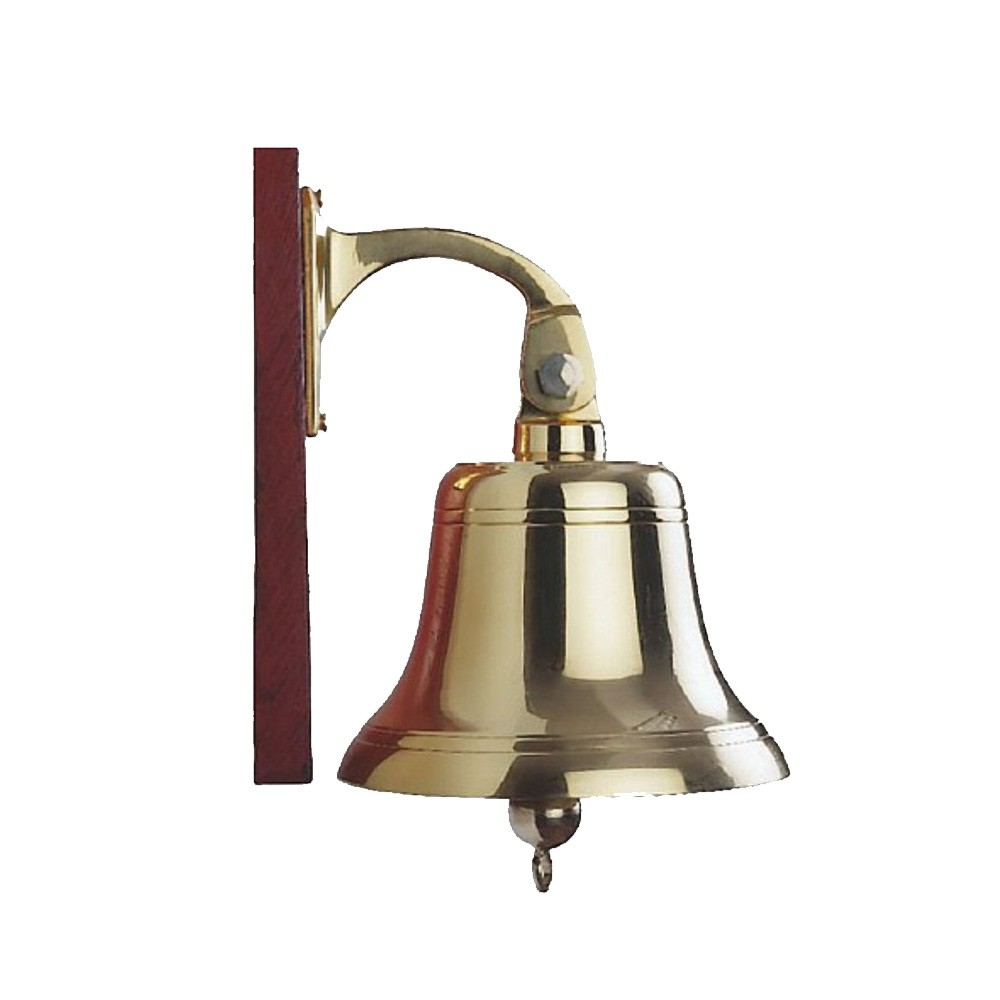 "Ship's Bell 4"" (Engraved)"