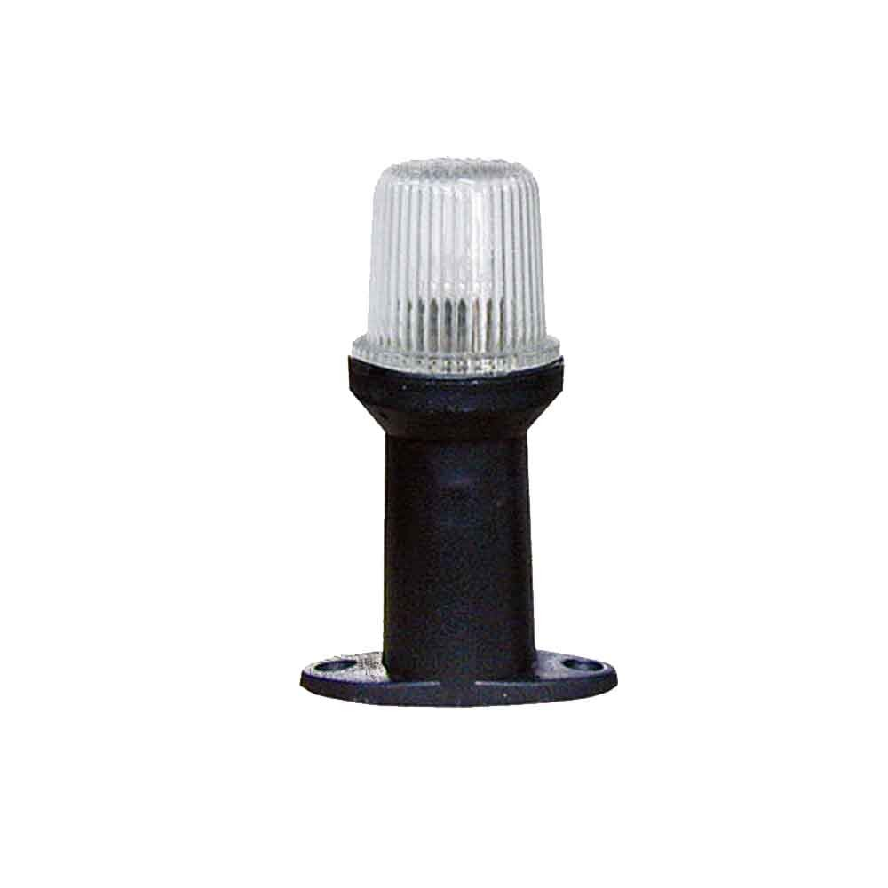 A/R White 14cm Pole Light