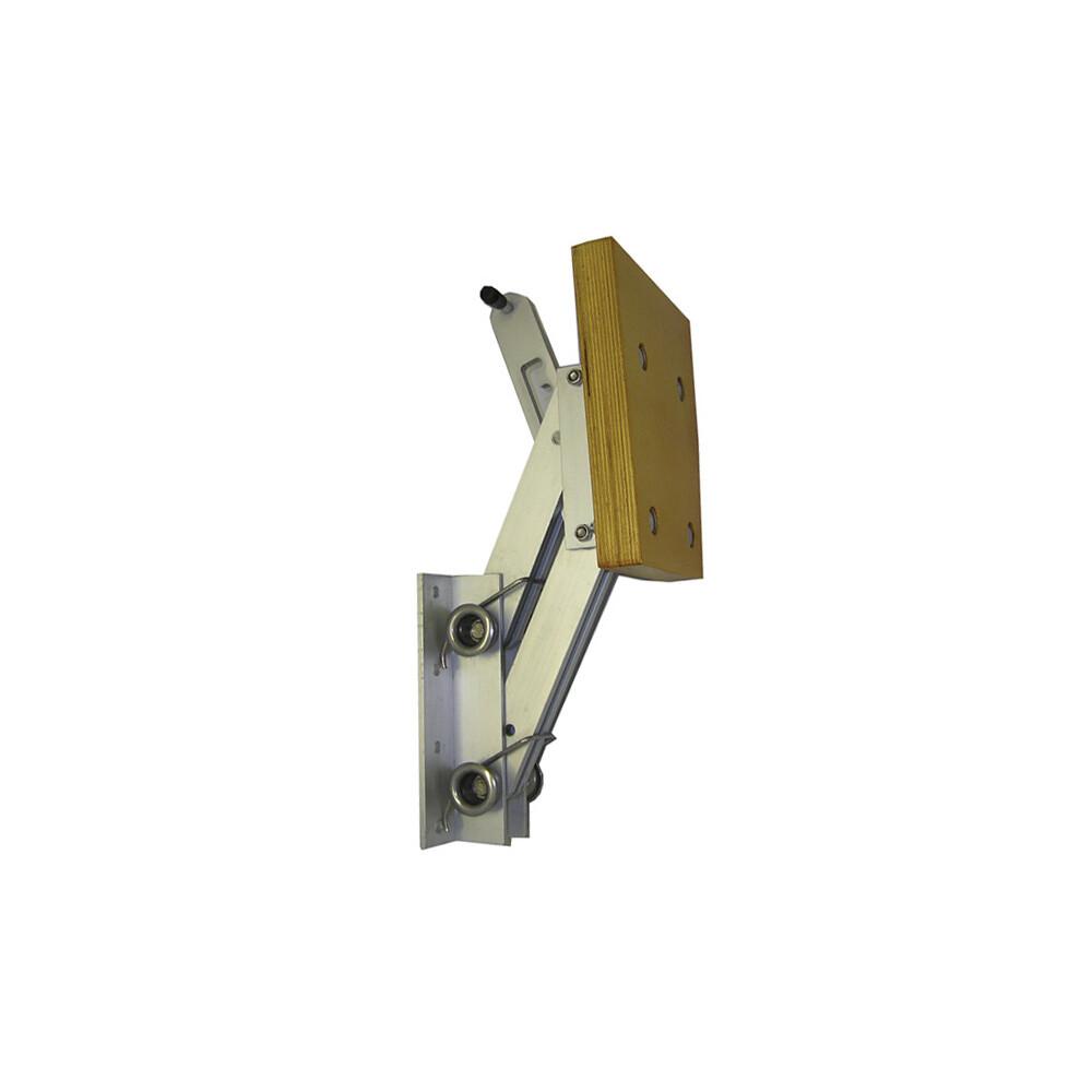 Aluminium Outboard Motor Bracket - upto 15hp 25kg