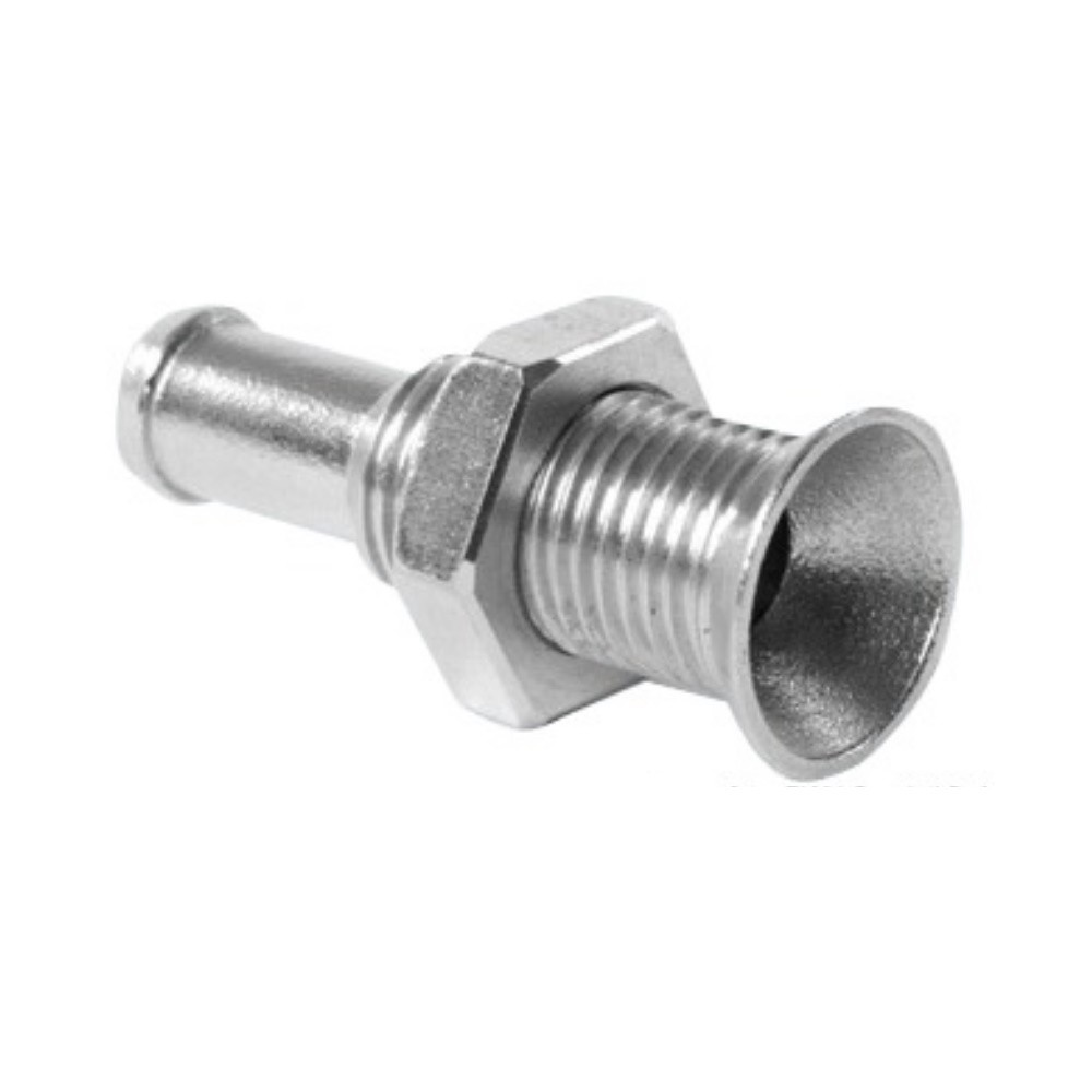 Mini Skin Fitting Stainless Steel - Countersunk