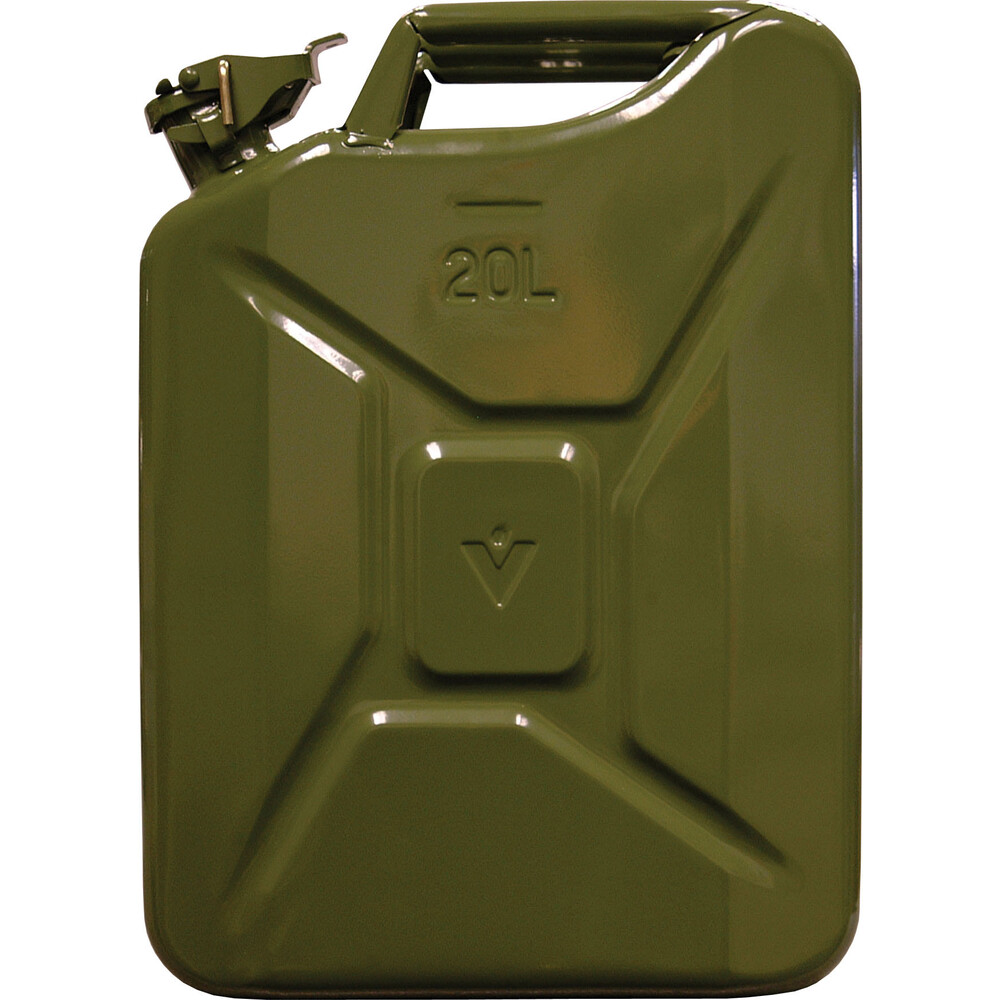 20ltr Steel Jerry Can