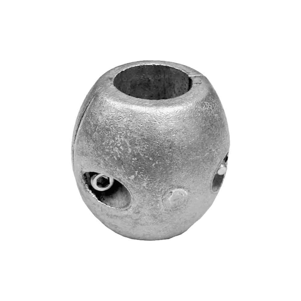 "Aluminium Shaft Anode inc Bolts • 1"""
