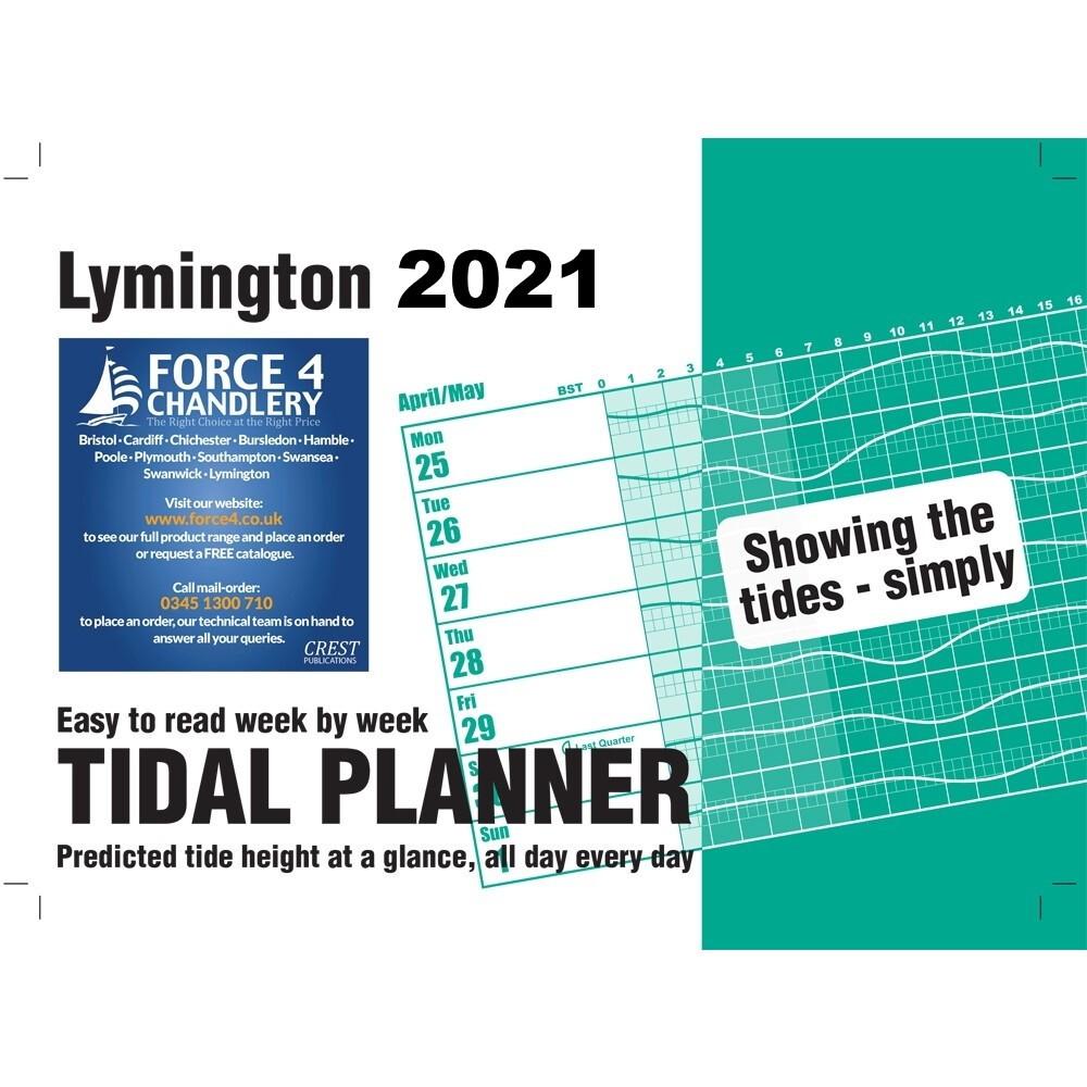 Tidal Planner - LYMINGTON