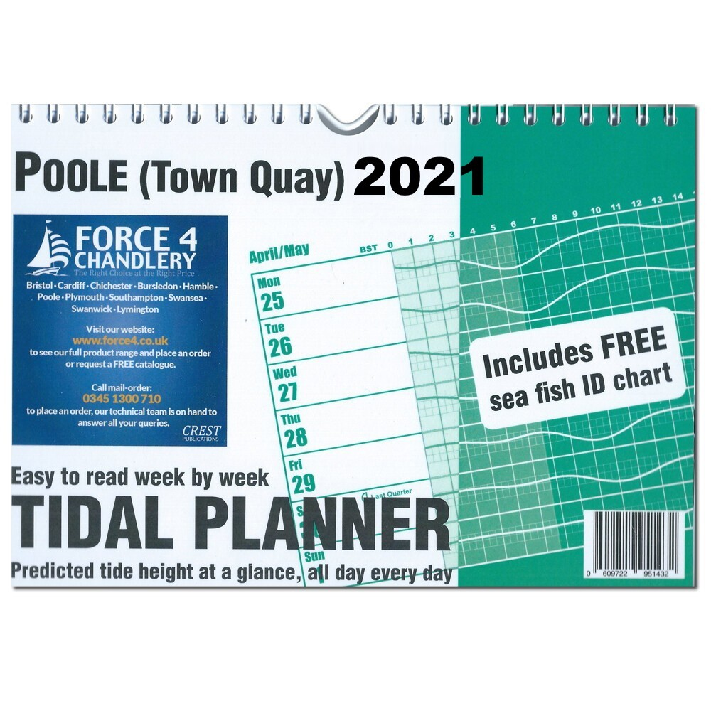 Tidal Planner - POOLE