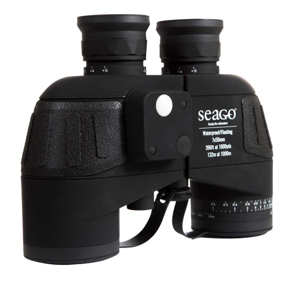 Floating Waterproof Compass Binoculars