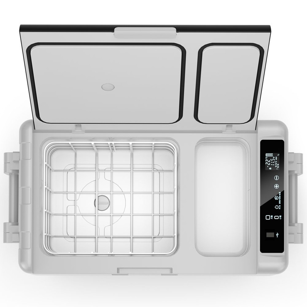 Portable 50 Litre Fridge Freezer