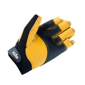 Gill Pro Gloves • Short Finger • Black • S