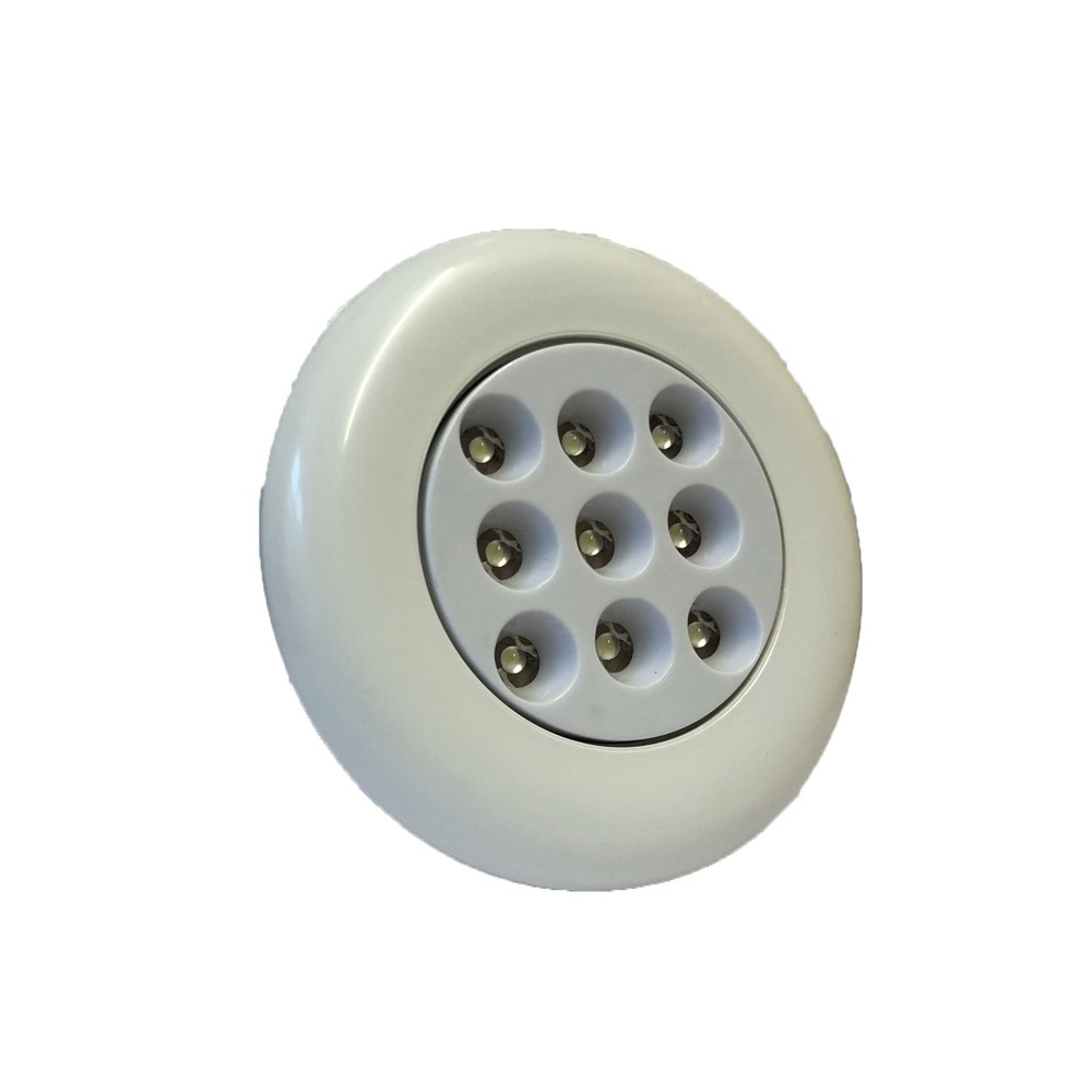 9 Led White Interior Light (Novalight)