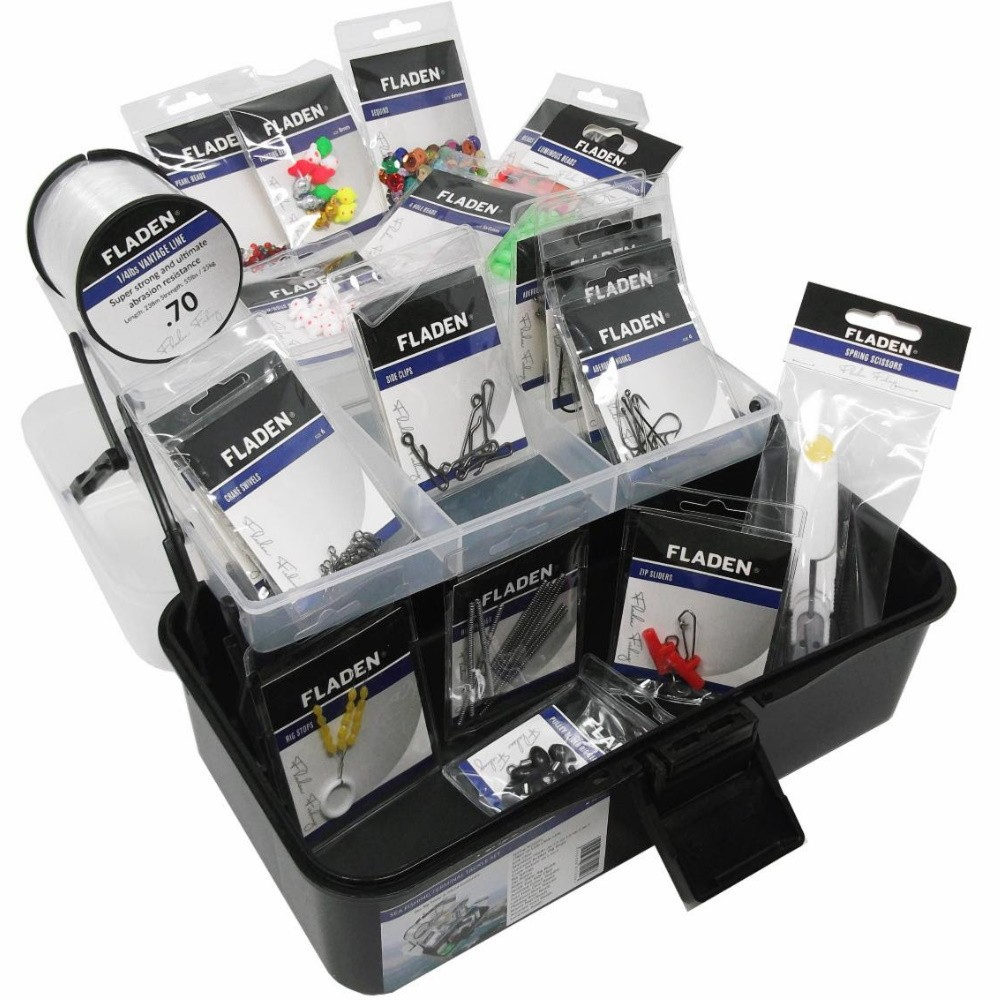 Sea Fishing Complete Kit - 500 Piece