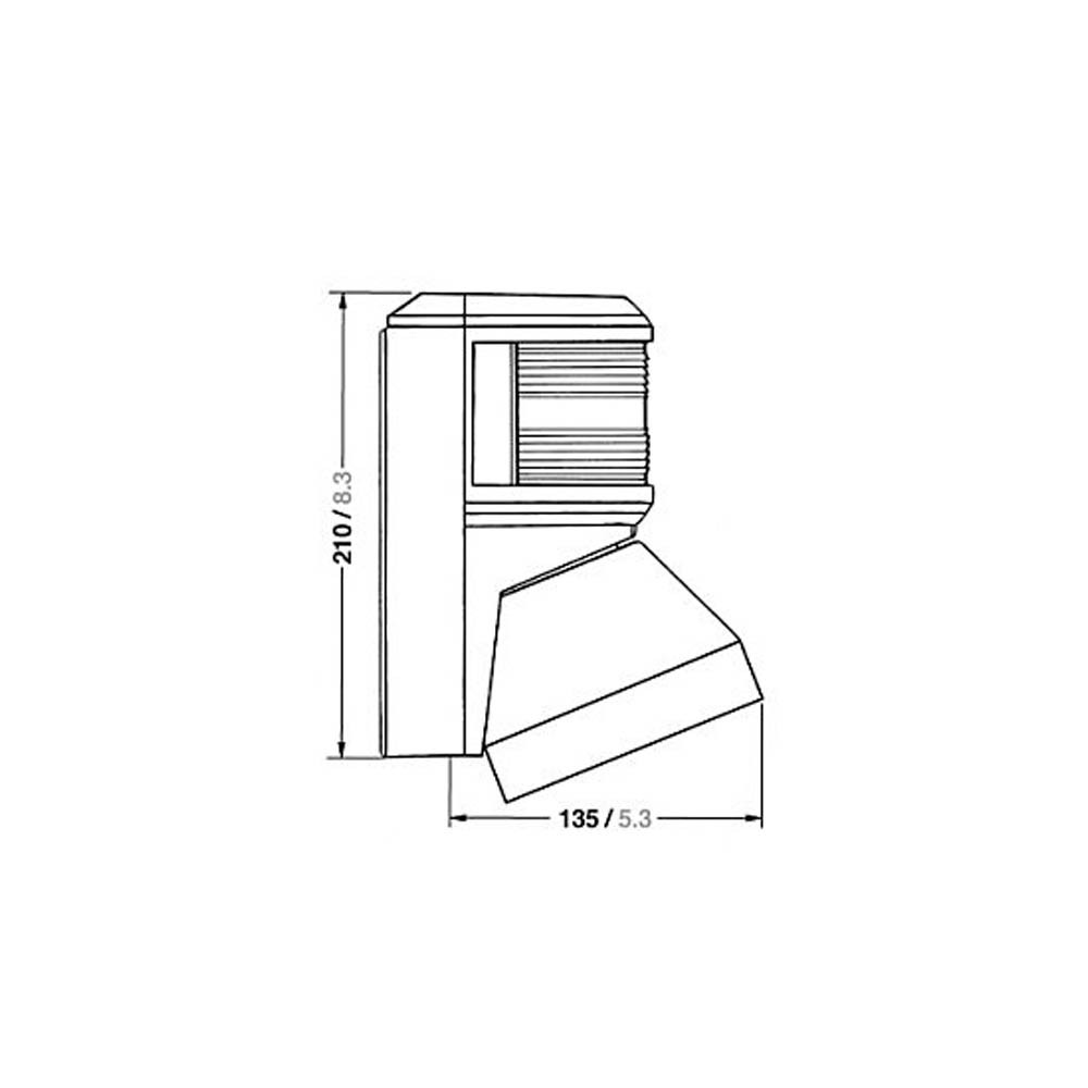 Aquasignal Series 41 Mast/Foredeck Light