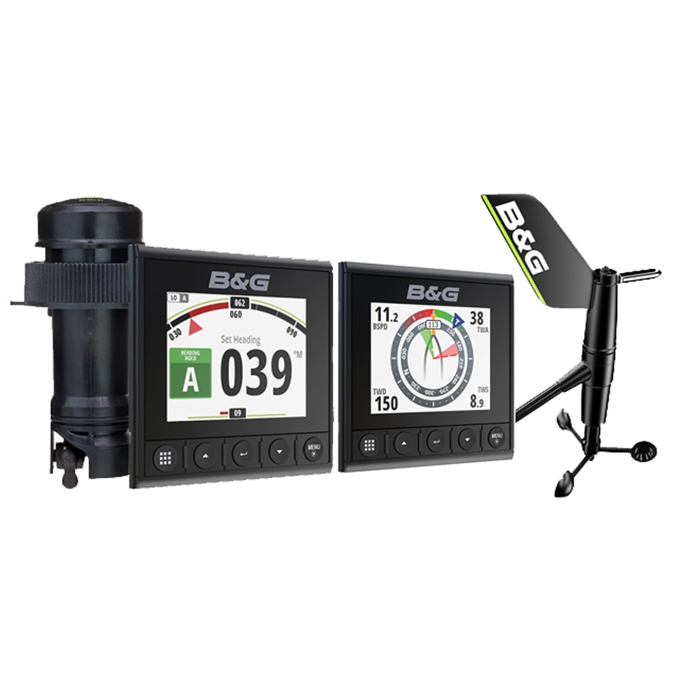 Triton2 Wireless 2 Display Wind Speed Depth Pack