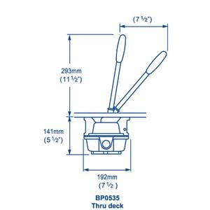 Mk5 Sanitation Pump - Underdeck