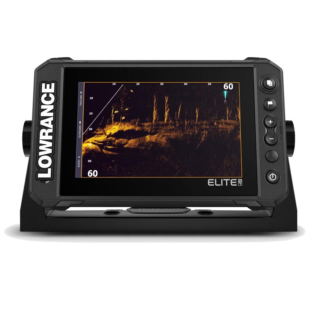 Elite FS 7 Chartplotter & Fishfinder