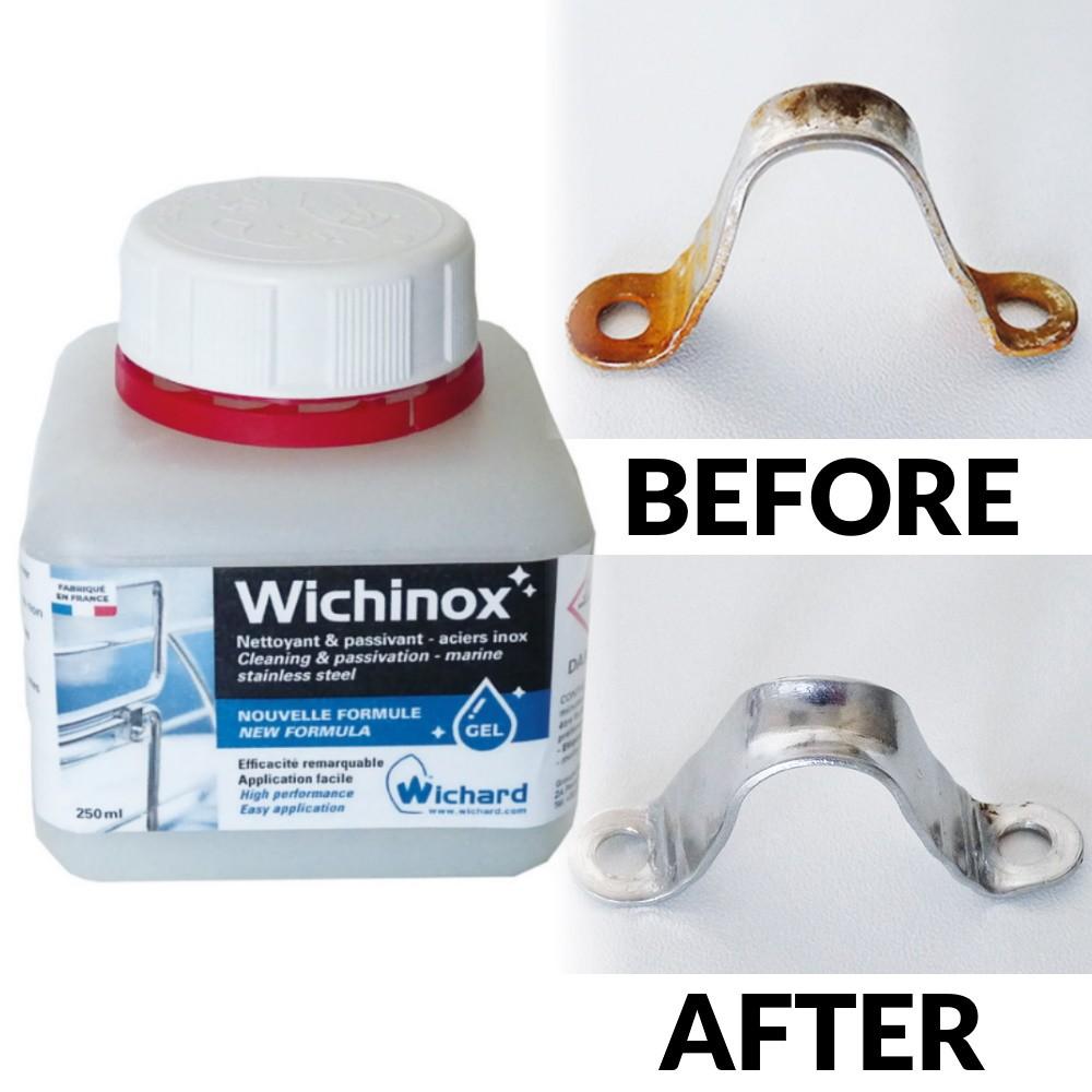 Wichinox Cleaning & Passivating Gel 250ml