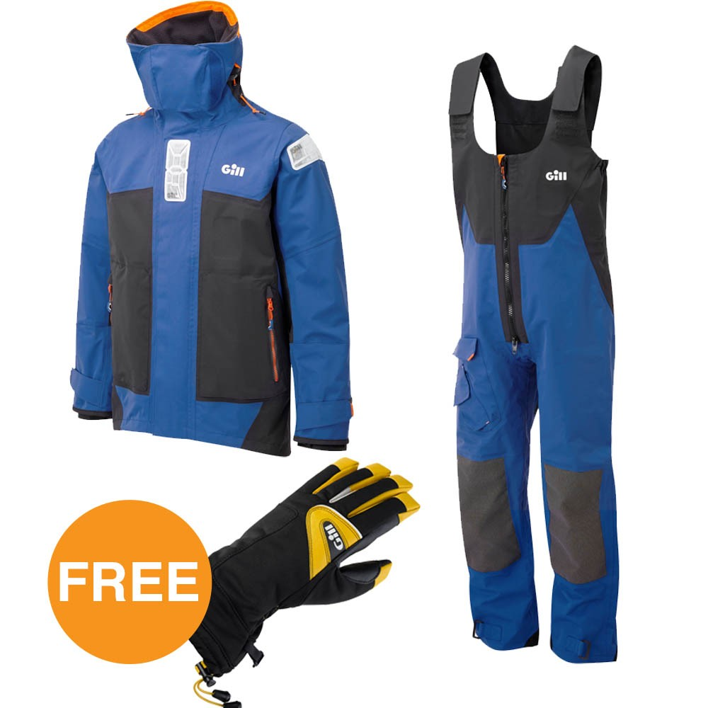 Race Ocean Suit & Helmsman Gloves