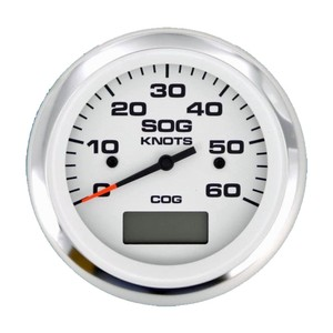 Lido Pro GPS Speedo 0-60 Knots